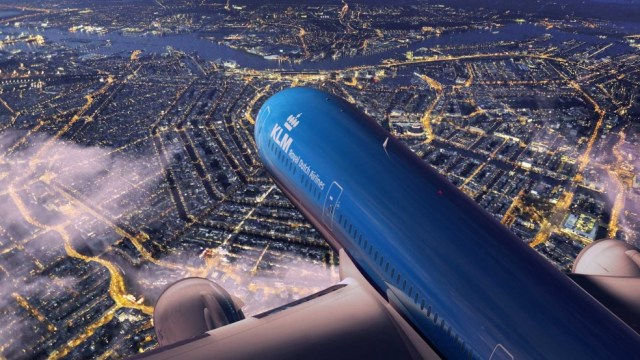 KLM will be flying passengers out of South Africa – but not South Africans