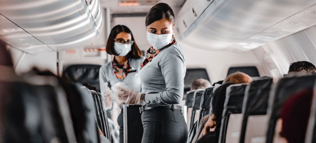 Passengers may bill you 100k & ban – if you refuse to wear a mask