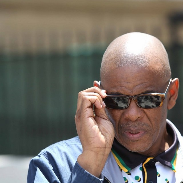 Your heroes are ghosts: Turmoil centres on Zuma and Magashule's future!