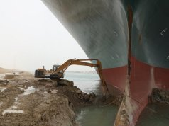 The guy who was driving the Suez Canal excavator didn't enjoy becoming a meme star