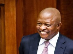 Mabuza's new act: Become more visible, move past corruption allegation