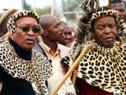 King Zwelithini's wife 'demands 50% of estate'