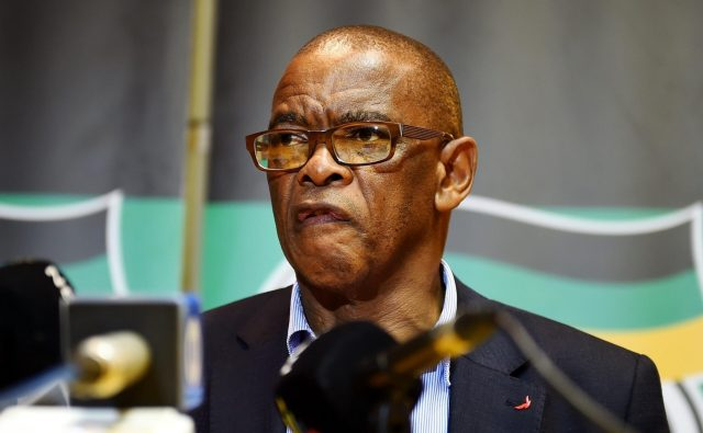 Ace Magashule's long-waning process, from 'Gangster State' onwards, suggests The Autumn of the Patriarch has arrived