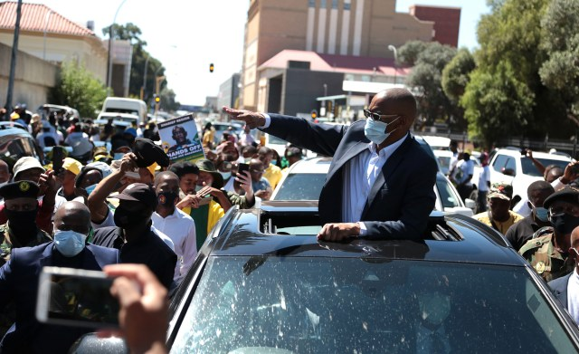 Ace Magashule keeps fighting for a little more room to manoeuvre