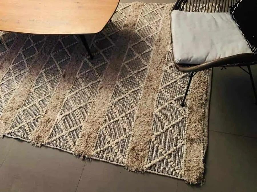 שטיח בוהו 03 כותנה