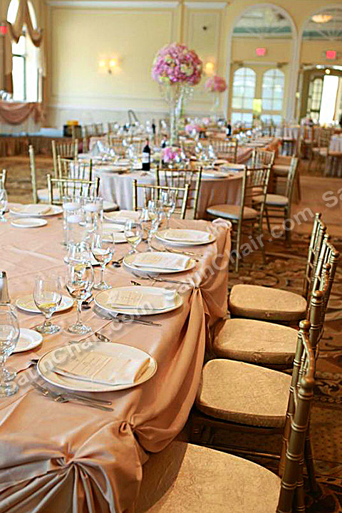 banquet chair covers rent swivel office base remarkable wedding and events at venuti's hall – addison il | & event decor ...