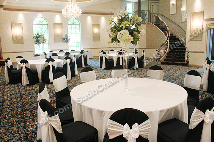 simply elegant chair covers and linens godrej revolving specification crystal grand banquets – lemont il events weddings reception hall rental | wedding & event decor ...