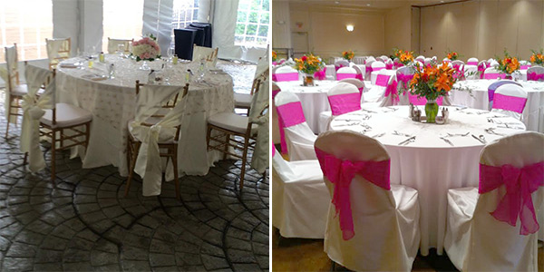 chair covers and tablecloth rentals vintage bentwood chairs cover pittsburgh pa satin sashes by robin llc