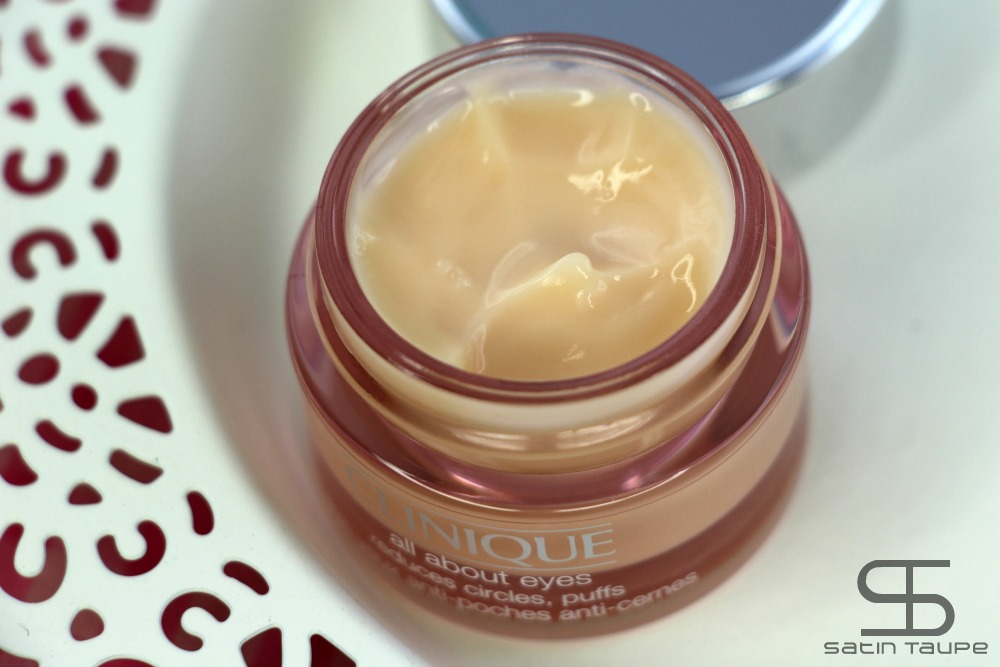 All about eye Clinique avis