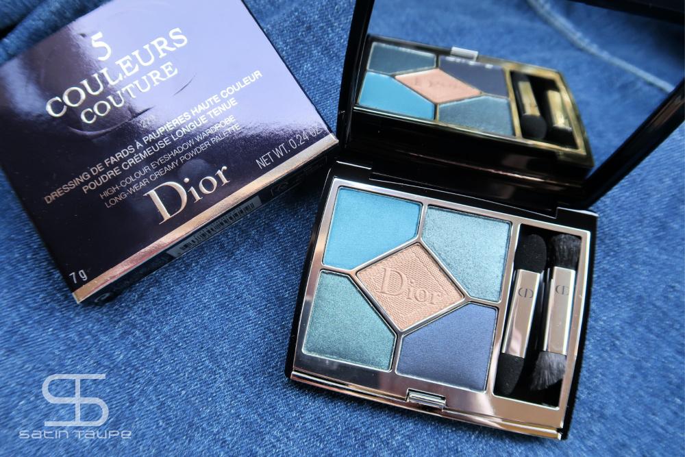 Dior 5 Couleurs Couture Denim