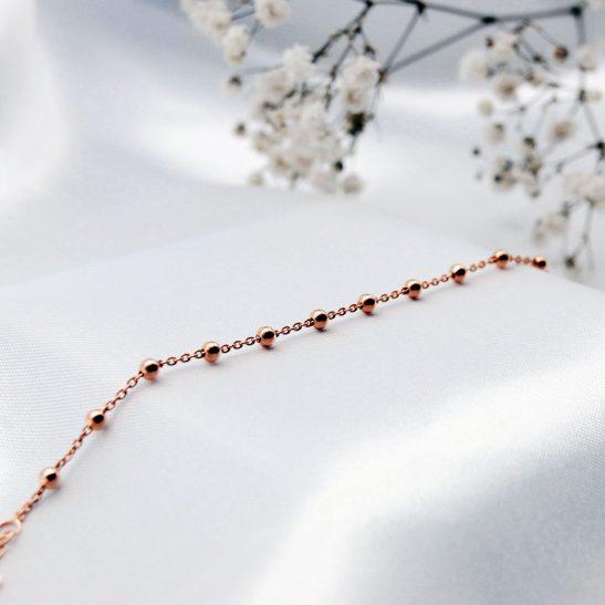 Bracelet Jane vermeil