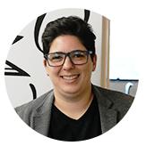 Carolina Fonseca, Gestora de Eventos na Tracksale