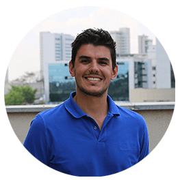 Tomás Duarte, CEO da Tracksale