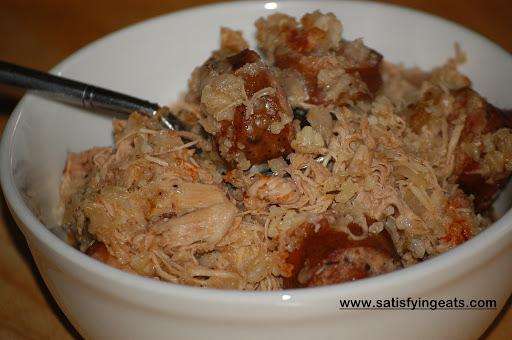 Daddy's Chicken Perlo (Pileau)