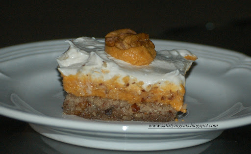 """Southern Pumpkin Delight with """"Candied"""" Pecans"""