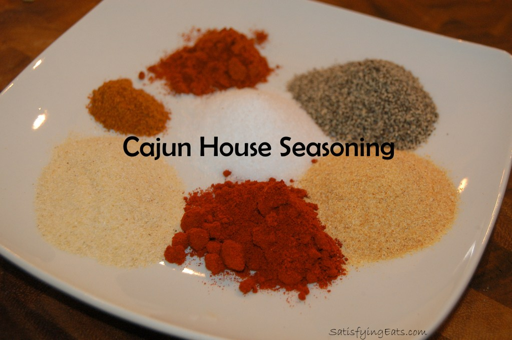 Cajun House Seasoning