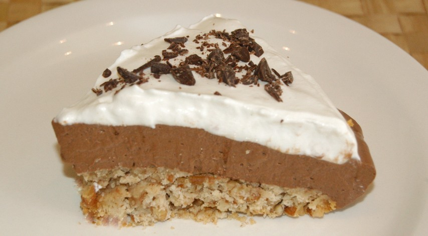 old fashioned chocolate pie (Small)