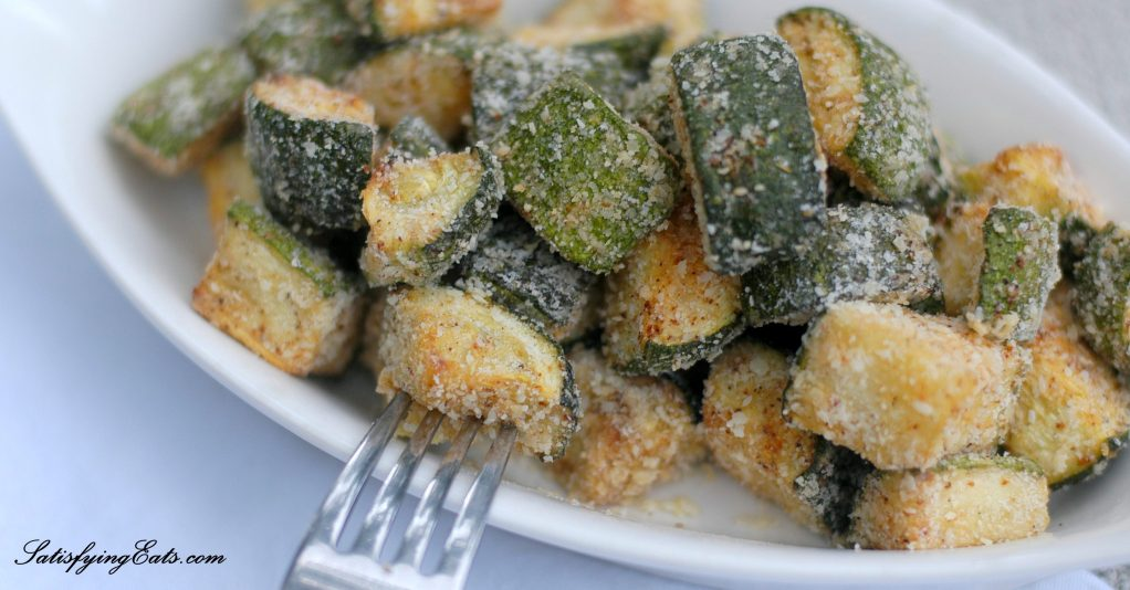 Baked Zucchini Home Fries