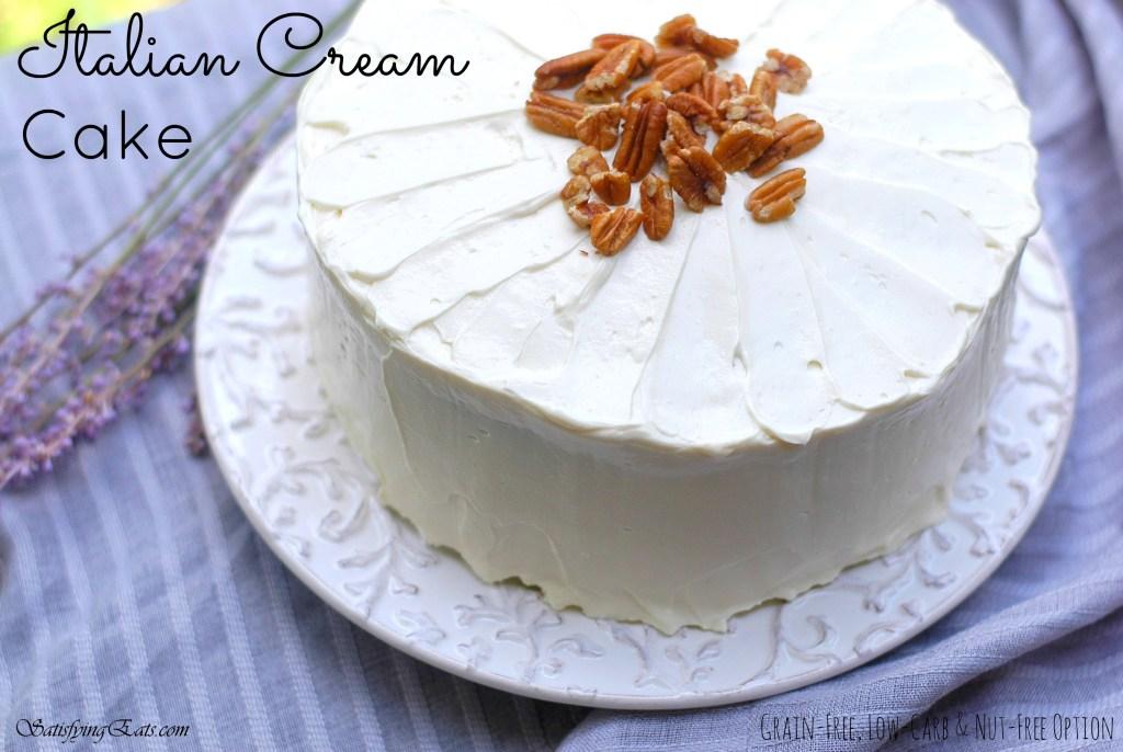 Italian Cream Cake2