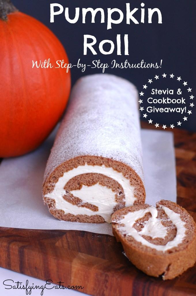 Pumpkin Roll Giveaway