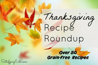 Thanksgiving Recipe Roundup!