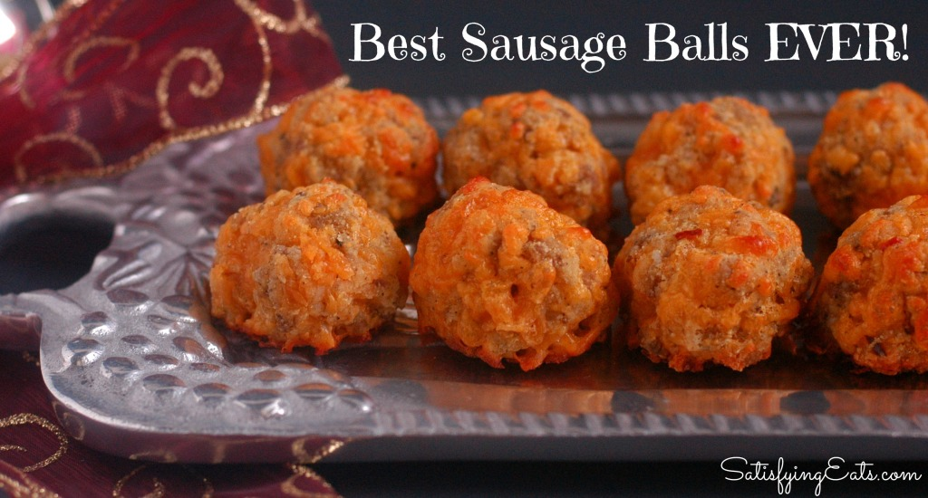 Best Sausage Balls ever