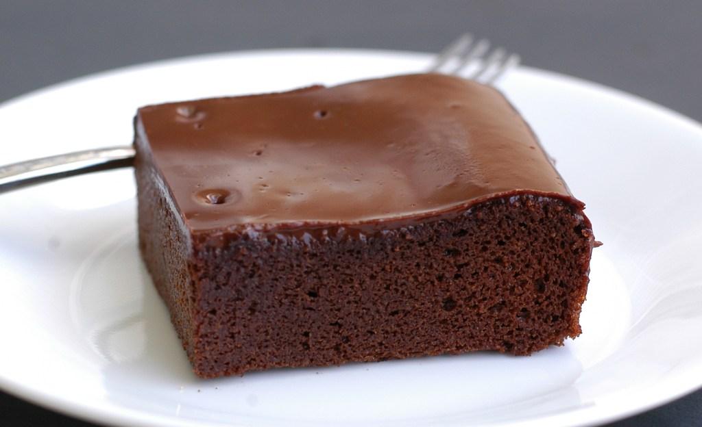 Texas Sheet Cake (Flour, Grain & Gluten-Free)