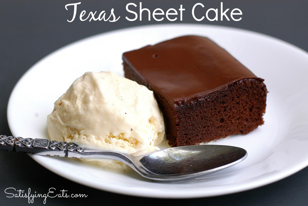Texas Sheet Cake2