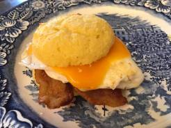 Bacon Egg & Cheese Biscuit (Either Biscuit Mix)