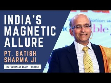 S1: Bharat's Tejas & Cosmic Dance - A Stunning Insight Into India by Pt. Satish K. Sharma