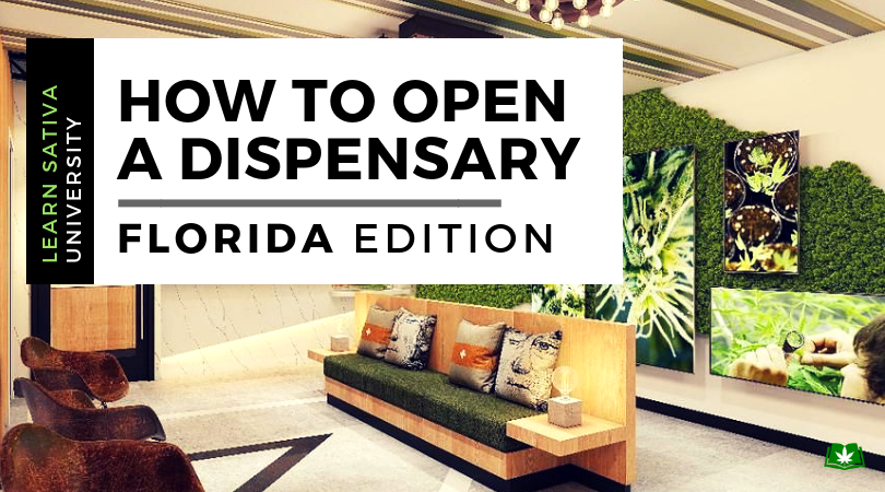How to open a dispensary in Florida