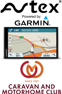 Garmin Avtex Camper Tourer One Edition