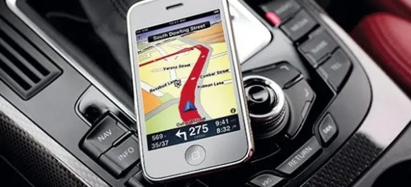 SatNav Phone App or Dedicated Unit