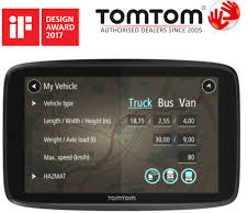 TomTom Award Winning
