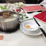台湾式しゃぶしゃぶ!一鍋一煮