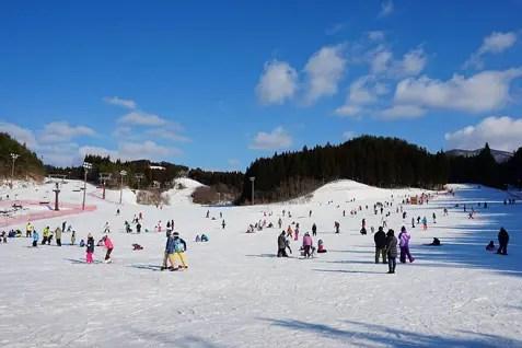 太平山スキー場オーパス