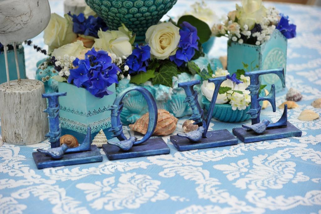 Decor De Nuntă Cu Tematica Marină At Sungarden Resort