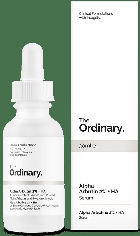 The Ordinary Alpha Arbutin 2% + HA Review