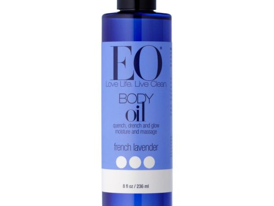 EO French Lavender Body Oil