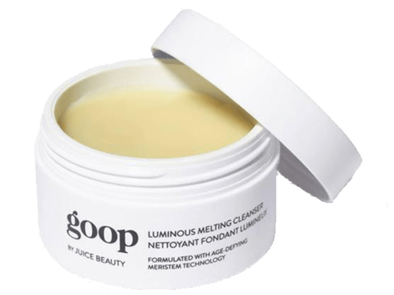 Goop Luminous Melting Cleanser