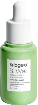 Briogeo B.Well 100mg CBD + Arnica Flower Soothing Skin & Scalp Oil