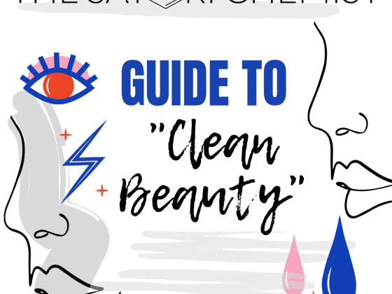 Guide to Clean Beauty