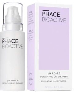Phace Bioactive Detoxifying Gel Cleanser pH 3