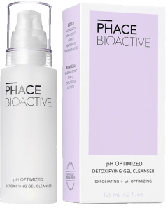 Phace Bioactive Detoxifying Gel Cleanser pH Unknown