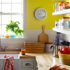 Kitchen Decor Yellow Blinds For Window Colorful And Fun Satori Design Living Coral Target