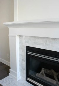 Painting Over Marble Tile Fireplace - Defendbigbird.com