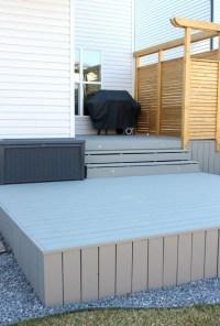 Backyard Deck Makeover (Part One) - Satori Design for Living