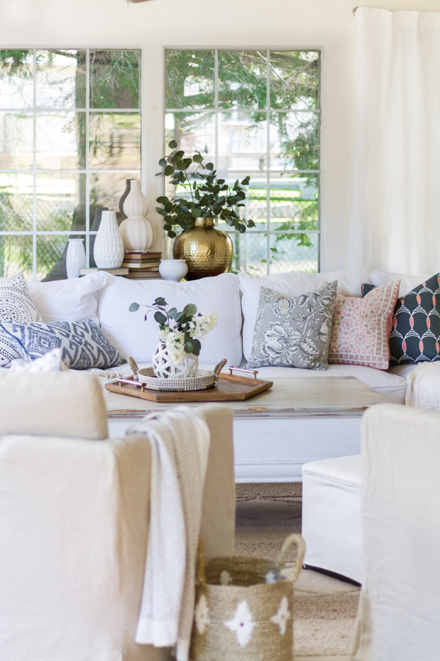 living room decorative pillows nautical themed ideas tips for mixing throw in the satori design by zevy joy