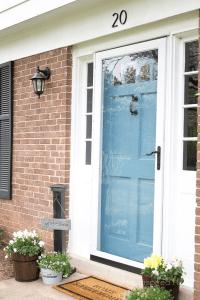 New Front Door Paint Color or Leave it? - Satori Design ...