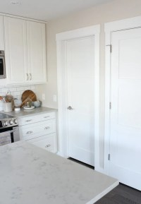 Shaker Style Trim and Doors (The Makeover Details ...